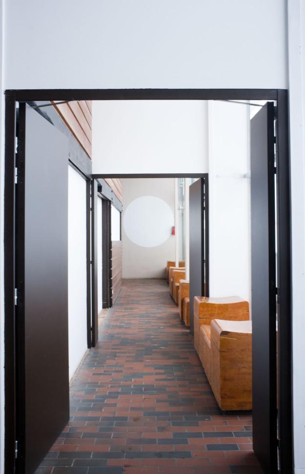 Corridor  - Brelin building