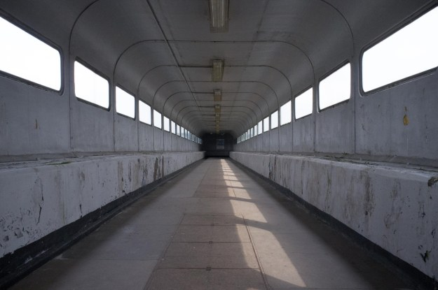 Motorway Service Tunnel