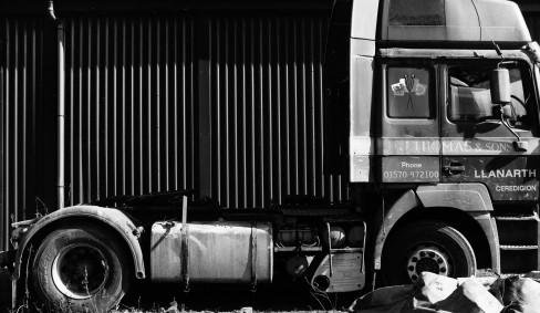 D J THOMAS - road haulier 2