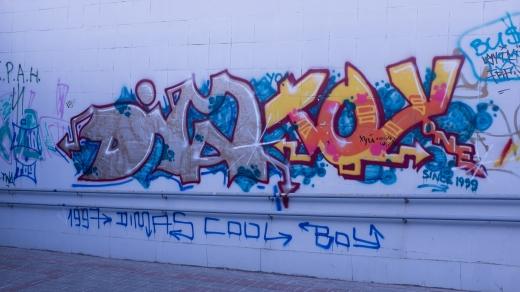 Graffiti in Kiev