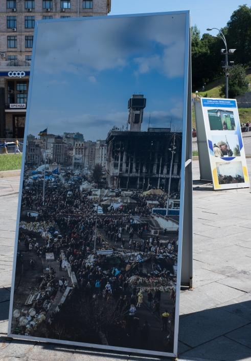 Maidan Nezalezhnosti - 3